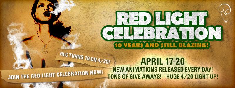 800x300 Red Light Celebration - 10 Year Anniversary