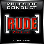 Rude Rules of Conduct